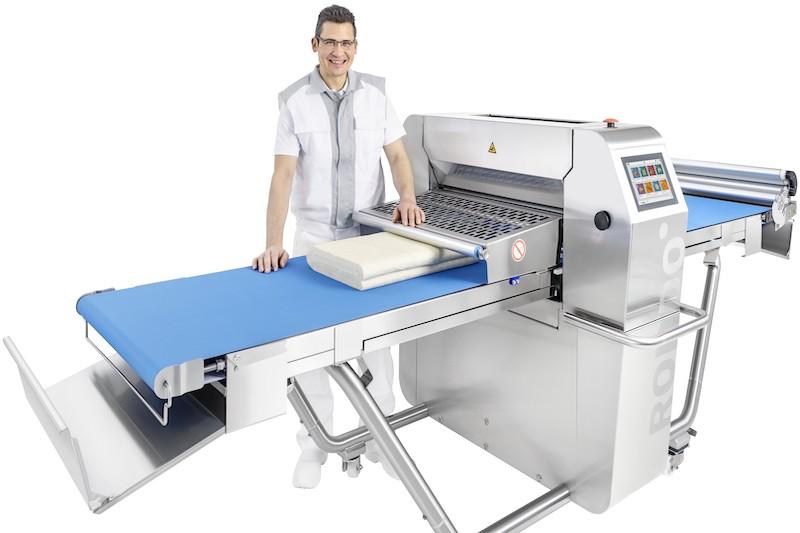 RONDO lanciert revolutionäre elektronische Ausrollmaschine mit vier Einzelantrieben