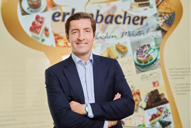 erlenbacher backwaren benennt neuen CEO