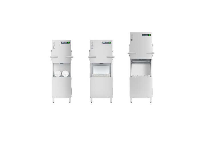 Die neue Winterhalter PT-Serie: Die kompromisslosen Haubenspülmaschinen