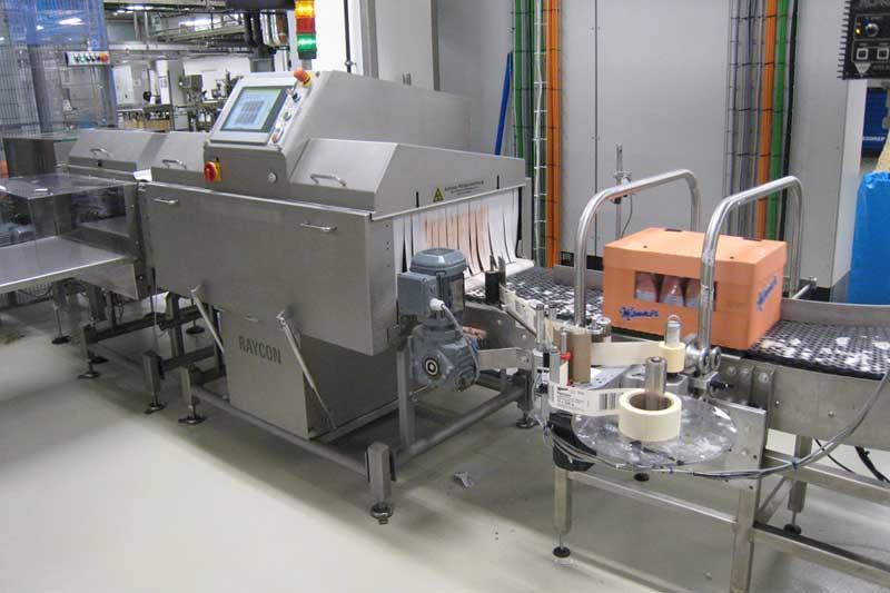 Röntgeninspektionssysteme sichern die Qualität der MANNER Produkte