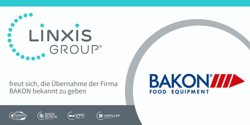 LINXIS Gruppe gibt die Übernahme von Bakon bekannt