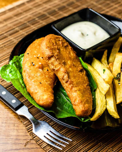 Plant Based Seafood: neues veganes Fischsortiment für die Gastronomie und Gemeinschaftsverpflegung