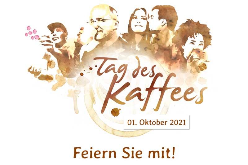 """In drei Monaten wird gefeiert: Am 01. Oktober 2021 findet bundesweit der 16. """"Tag des Kaffees"""" statt"""