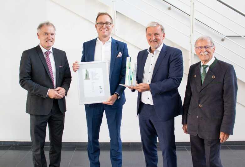 Gelebte Nachhaltigkeit: Rational gewinnt GreenMLA Award